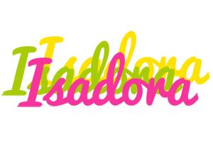 Isadora sweets logo