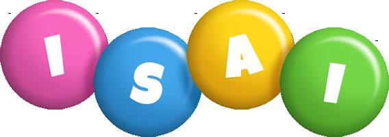 Isai candy logo