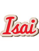 Isai chocolate logo