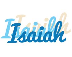 Isaiah breeze logo