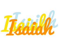 Isaiah energy logo
