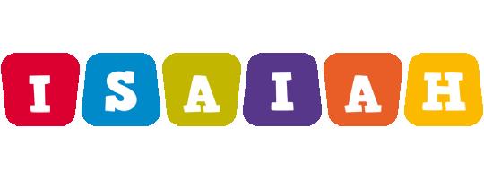 Isaiah kiddo logo