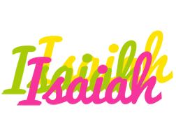 Isaiah sweets logo