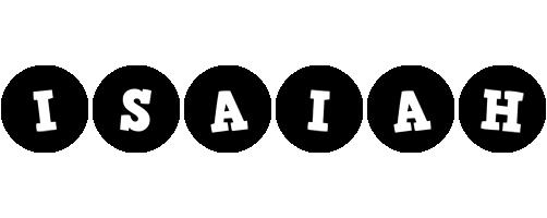 Isaiah tools logo
