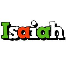 Isaiah venezia logo