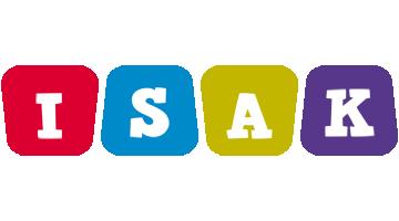 Isak daycare logo