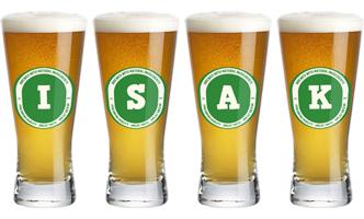 Isak lager logo