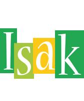 Isak lemonade logo