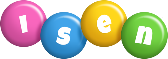 Isen candy logo