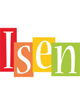 Isen colors logo