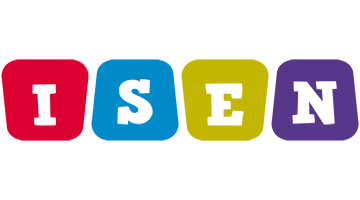 Isen daycare logo
