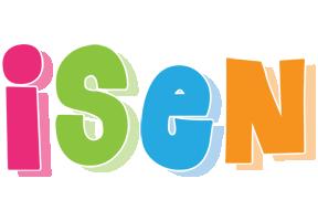 Isen friday logo