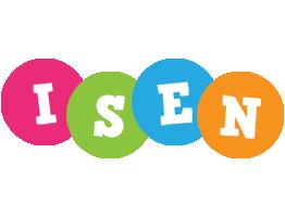 Isen friends logo