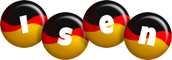 Isen german logo