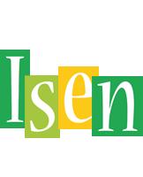 Isen lemonade logo