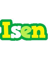 Isen soccer logo