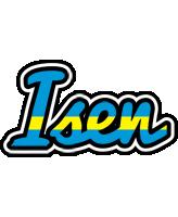 Isen sweden logo