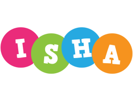 Isha friends logo