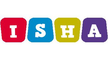 Isha kiddo logo