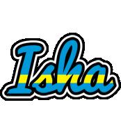 Isha sweden logo