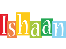 Ishaan colors logo