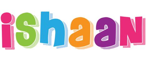 Ishaan friday logo