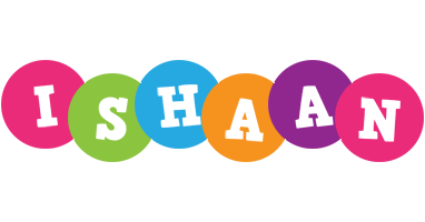 Ishaan friends logo