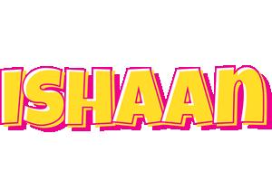 Ishaan kaboom logo
