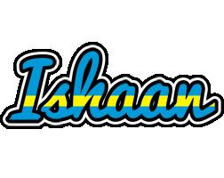 Ishaan sweden logo