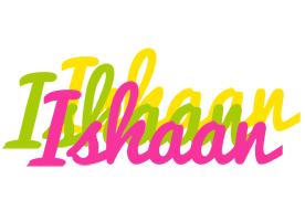 Ishaan sweets logo