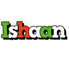 Ishaan venezia logo