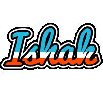 Ishak america logo