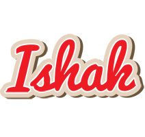 Ishak chocolate logo