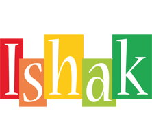 Ishak colors logo