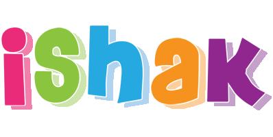 Ishak friday logo
