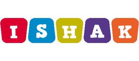 Ishak kiddo logo