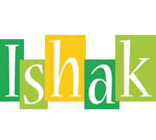Ishak lemonade logo