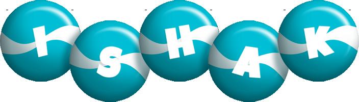 Ishak messi logo