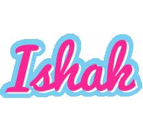 Ishak popstar logo