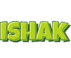 Ishak summer logo