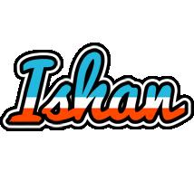 Ishan america logo