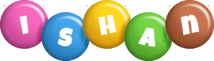 Ishan candy logo