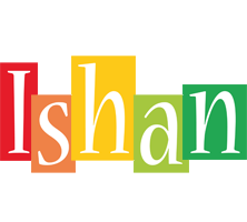 Ishan colors logo