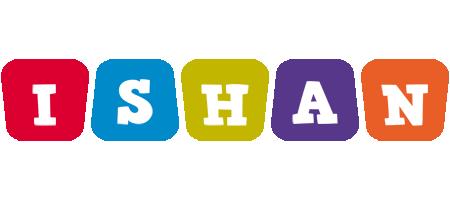 Ishan daycare logo