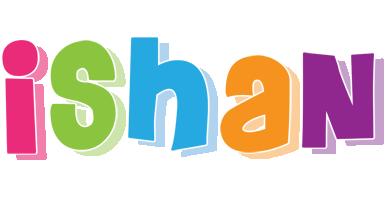 Ishan friday logo
