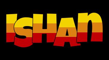 Ishan jungle logo