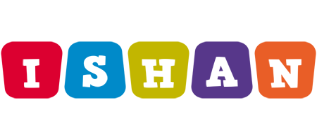 Ishan kiddo logo