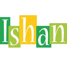 Ishan lemonade logo