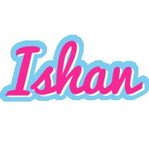 Ishan popstar logo