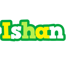 Ishan soccer logo